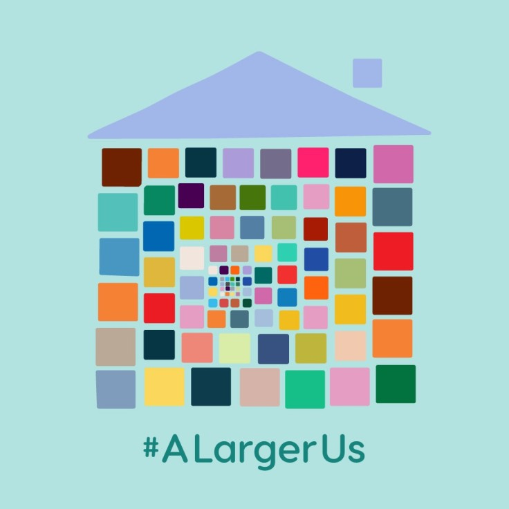 A Larger Us messaging house